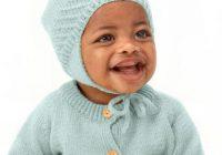 Småfin jakke & lue til baby