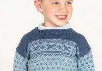 Setesdal genser til barn
