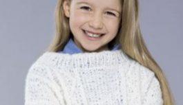 Madelia genser til barn