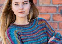 Birma lang genser
